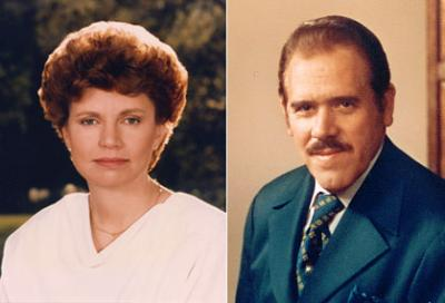 Elizabeth Clare Prophet And Mark Prophet
