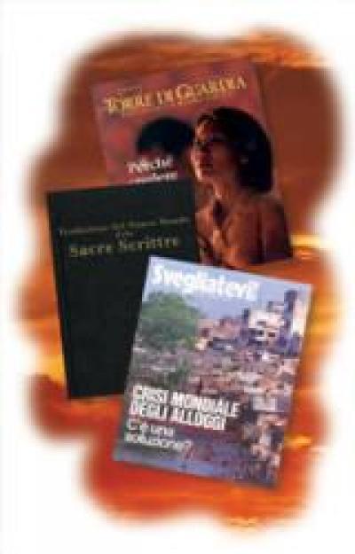 Italian JW Magazines