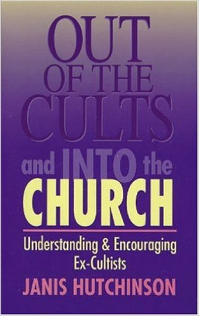 Janis Hutchinson, Out of the Cults and into the Church